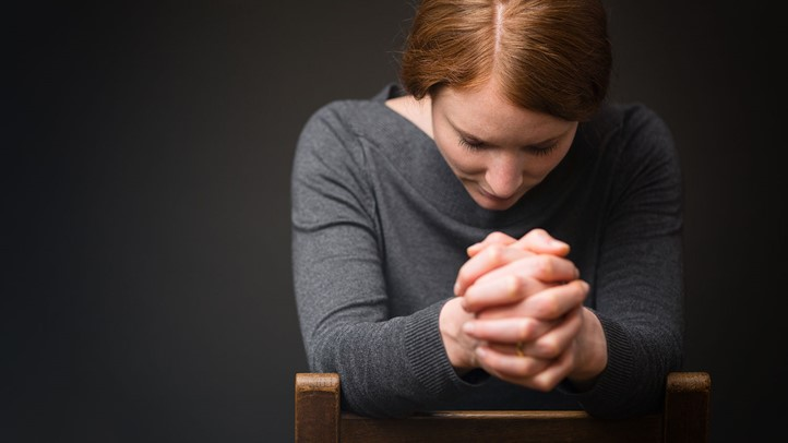 Prayer Ministry: Connecting With God, Holding Up One Another
