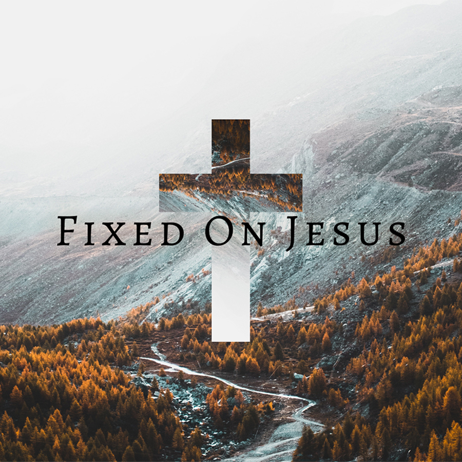 Fixed on Jesus