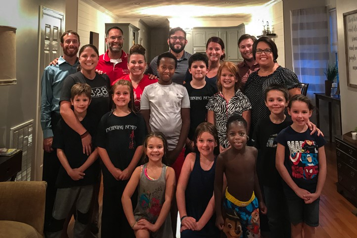Living On Mission — In Community